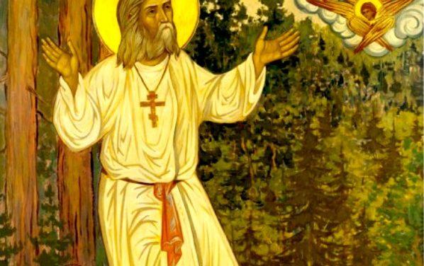 2 ianuarie: Sfântul Serafim de Sarov, monahul cu nume de văpaie