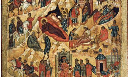 Moașa Salomeea, care trăia în Bethleem