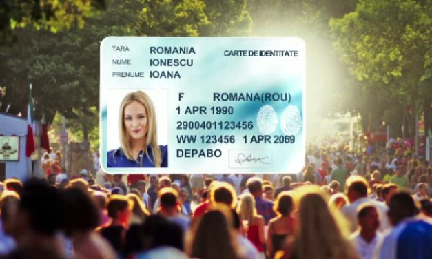 UE introduce măsuri de securitate mai stricte pentru cărţile de identitate: Format uniform de card de credit, zonă de citire optică, fotografie şi două amprente digitale ale titularului stocate pe un cip fără contact