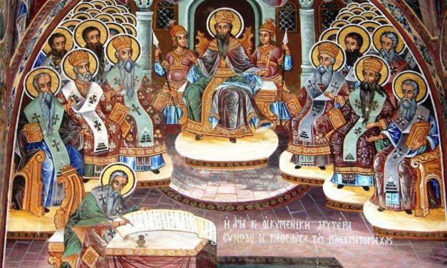 Învățătura Bisericii dintotdeauna este că pentru a-și pierde Tainele și preoția, ereticii trebuie mai întâi caterisiți