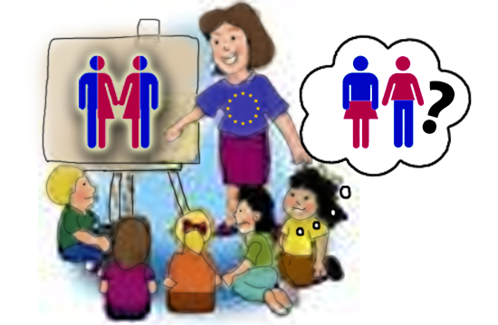 CUTREMURĂTOR !!! !!! !!! !!! REVOLTĂTOR !!! !!! !!! !!! !!! !!! !!! !!! !!! !!!:  TRINITAS, postul Radio-TV al Patriarhiei Române, promovează DEJA ideologia de gen! ! ! !