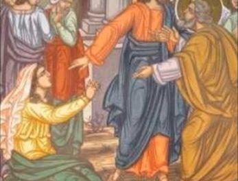 Predica Părintelui Spiridon Roșu în Duminica Cananeencei – 10 februarie 2019. Despre smerenie, etnofiletism și ecumenism