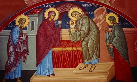 Predica Părintelui Ciprian Ioan Staicu la Praznicul Întâmpinării Domnului – 2 feb. 2019