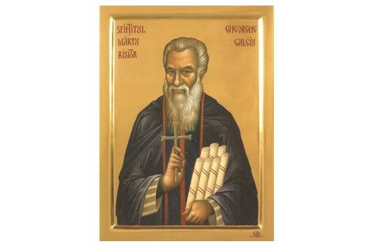 Predica Părintelui Gheorghe Calciu la Duminica Vameşului şi a Fariseului