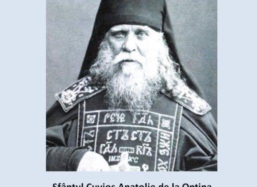 """""""Când nu-ţi vezi păcatele, te afli într-o aşezare diavolească"""" – Sfântul Anatolie de la Optina"""