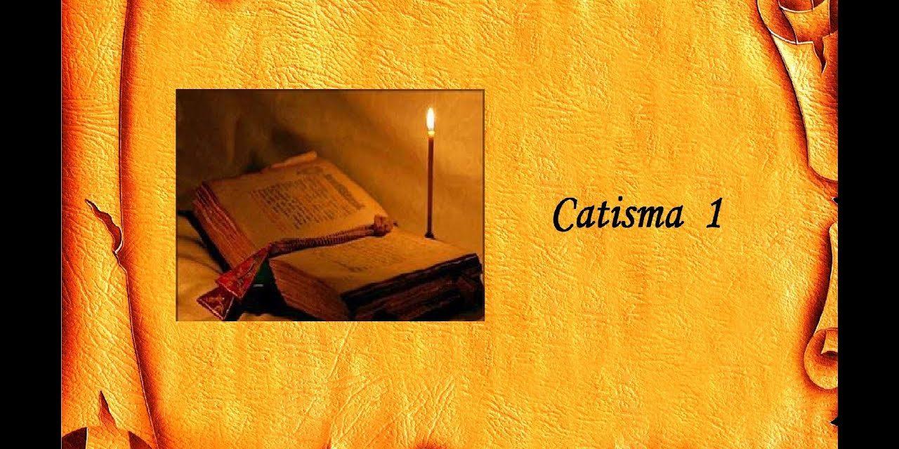 Psaltirea – Catisma întâi