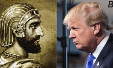 Se împlinesc semnele vremurilor: Rabinii îl aseamănă pe Trump cu Cyrus și doresc ca președintele american să acționeze imediat pentru a stabili drepturile Israelului la Muntele Templului (unde va fi construit a 3-lea templu) – în care va fi încoronat Antihrist ca leader mondial