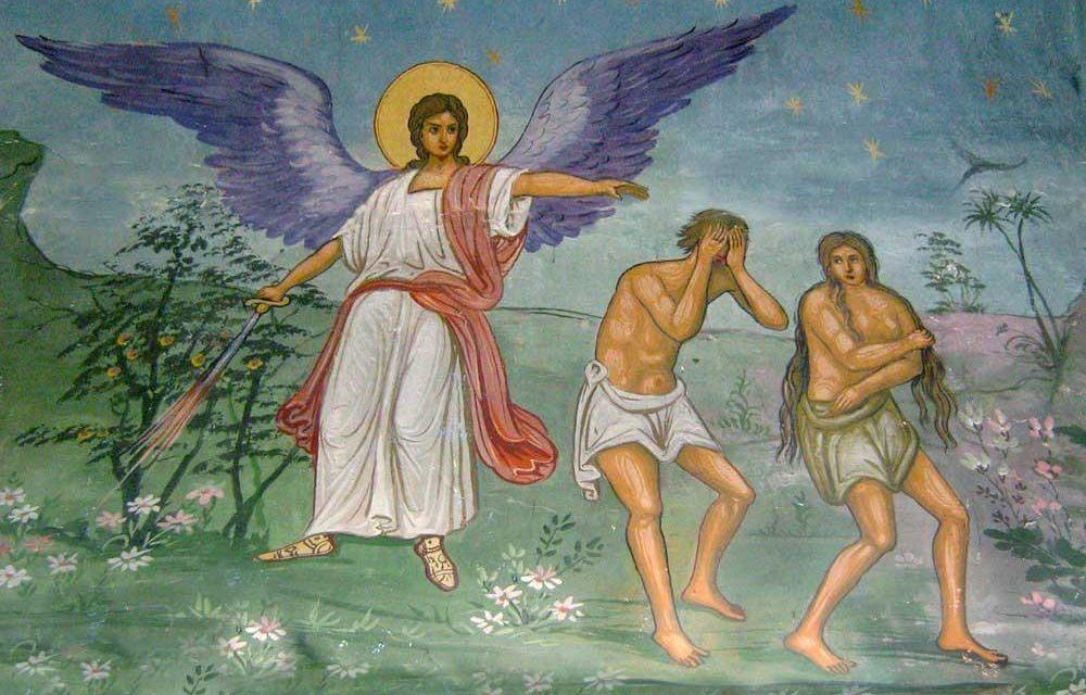 Predica Părintelui Ieronim la Duminica izgonirii lui Adam din Rai (a Lăsatului sec de brânză) – 10 martie 2019