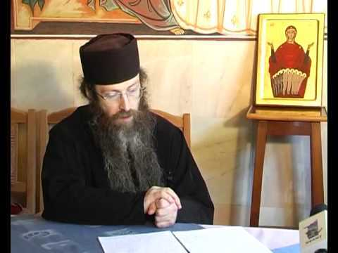 Predica Părintelui Spiridon Roșu din Duminica Ortodoxiei – 17 martie 2019