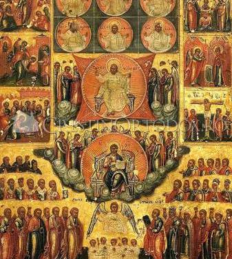"""Comuniunea cu ereticii, trădare a credinței și despărțire de Biserică. Stăruința rău-credincioșilor în erezie duce de regulă la o confruntare sinodală, respectiv la sinoade locale sau mai ales ecumenice, care sunt și """"criteriul ultim al Bisericii în întregul ei."""" – Străjerii Ortodoxiei"""
