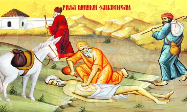 Predica Părintelui Ieronim despre milostenia adevărată și falsa milostenie – 29 martie 2019