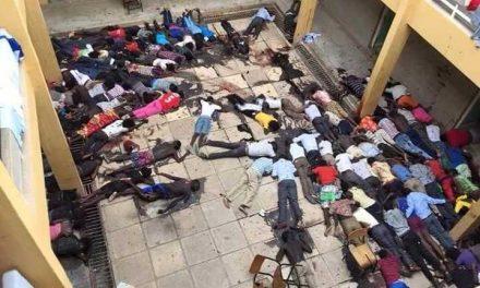 """""""MOARTE CREȘTINILOR!"""" Masacrul din Kenya: gruparea islamistă a ucis studenții creștini"""