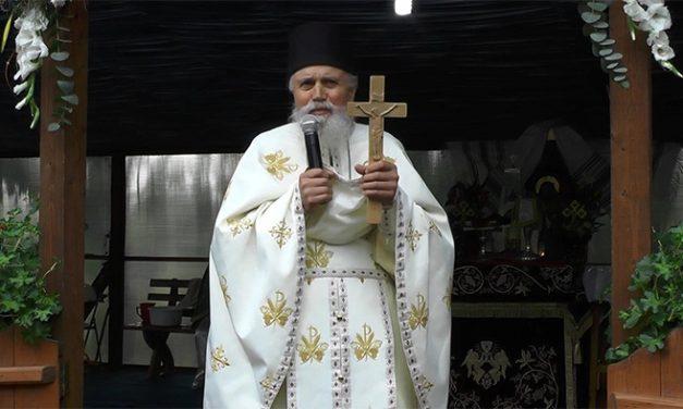 Predica Părintelui Antim la Duminica Sfintei Maria Egipteanca – înregistrare anterioară anului 2016