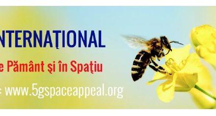 APEL INTERNAȚIONAL – STOP 5G pe Pământ și în spațiu !