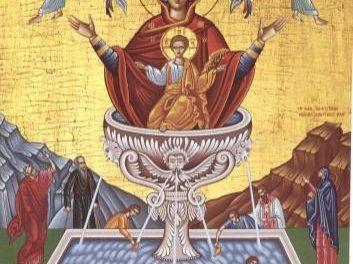 Predica Părintelui Ieronim la praznicul Izvorul Tămăduirii – 3 mai 2019