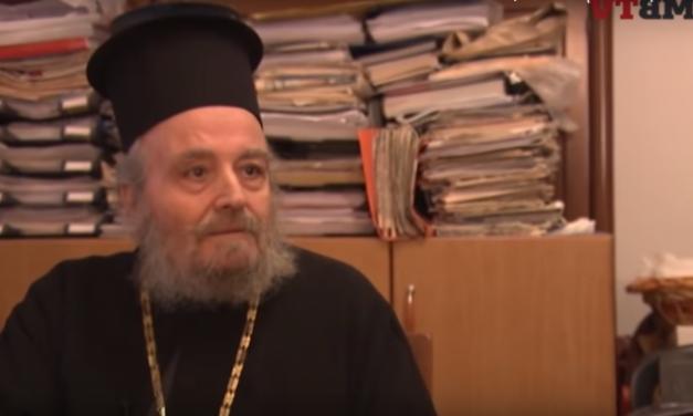 Patriarhul legitim, anti-ecumenist și anti-LGBT, Irineu al Ierusalimului este sechestrat în chilia lui de 14 ani