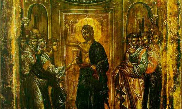 Predica Părintelui Ieronim la Duminica Sfântului Apostol Toma – 5 mai 2019