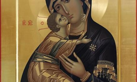 Sf. Nicolae Velimirovici – Rugăciune către Maica Domnului
