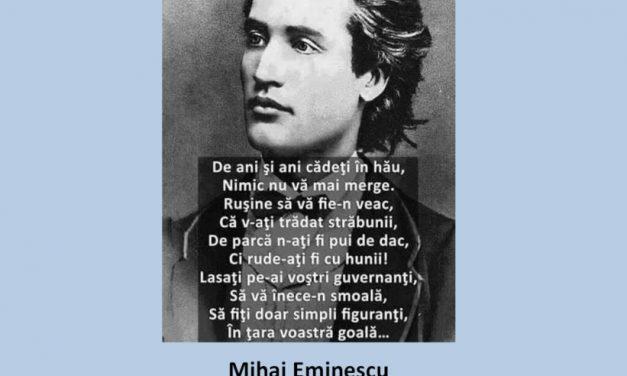 ÎNLĂCRIMATĂ ȘI ÎNGENUNCHEATĂ, ȚARĂ !   – poezie de Eliana Popa