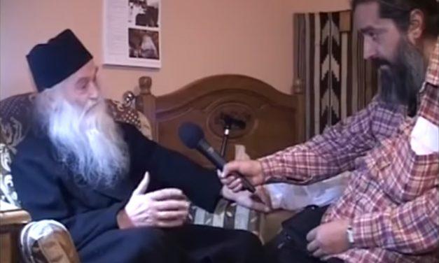 Părintele Justin Pârvu despre Sfântul Iustin Popovici, despre episcopul Artemie de Kosovo, despre noua ordine mondială și smerenia ortodoxă