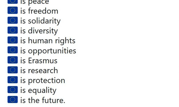 Cu ce seamănă îndemnul la vot al Comisiei Europene?