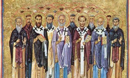 ATITUDINI ALE SFINȚILOR ȘI MARILOR DUHOVNICI CONTEMPORANI FAȚĂ DE ECUMENISM ȘI FAȚĂ DE SINODUL DIN CRETA