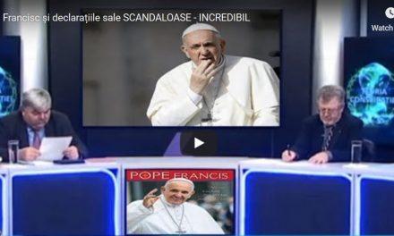 """""""Pelerinul"""" super-man urâtor de Hristos… – adică papa Francisc"""