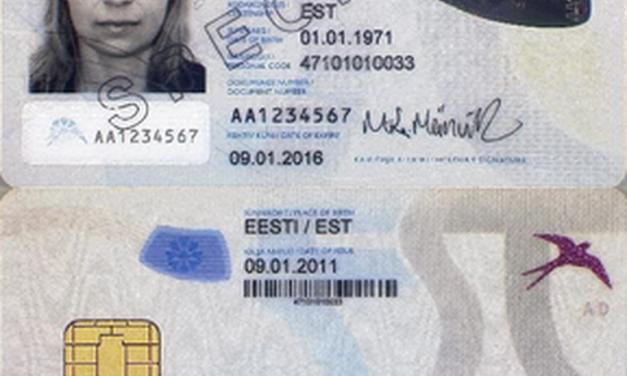 Noile cărți de identitate biometrice au fost adoptate astăzi de Consiliul UE
