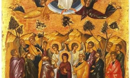 Predica Părintelui Ieronim la Înălțarea Domnului – 6 iunie 2019