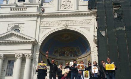 """În ziua venirii Papei la Iași: """"Nu ne vom lepăda de tine, iubită Ortodoxie!"""" PAPA = ERETIC!"""