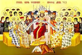 Predica Părintelui Andrei Cojoacă la Duminica Sfinților Părinți de la Sinodul I Ecumenic – 9 iunie 2019