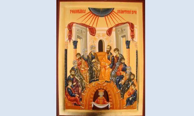 Predica Părintelui Ieronim la Duminica Pogorârii Sfântului Duh – 16 iunie 2019