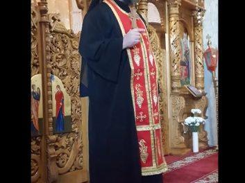 Predica Părintelui Ieronim la Nașterea Sfântului Ioan Botezătorul
