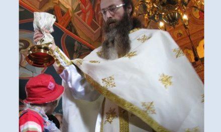 Predica Părintelui Spiridon Roșu la praznicul Sfântului Profet Ilie Tesviteanul – 20 iulie 2019