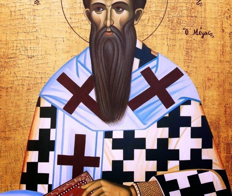 Sfântul Vasile cel Mare – Despre adevărata frumusețe a sufletului omenesc