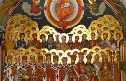 Predica Părintelui Ieronim la Duminica Sfinților români – 7 iulie 2019