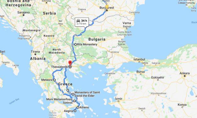 Un nou pelerinaj de 5 zile în Grecia (21-25 octombrie 2019) – Mai sunt disponibile două locuri