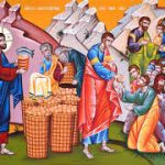 Predica Părintelui Ieronim la Duminica a 8-a după POGORÂREA SFÂNTULUI DUH (Înmulțirea pâinilor) – 11 august 2019