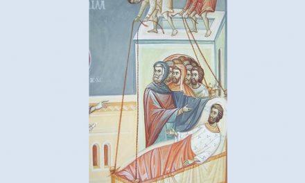 Predica Părintelui Ieronim la Duminica Vindecării slăbănogului din Capernaum – 28 iulie 2019