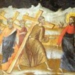 Predica Părintelui Ieronim la Duminica după Înălțarea Sfintei Cruci (Luarea Crucii și urmarea lui Hristos) – 15 septembrie 2019