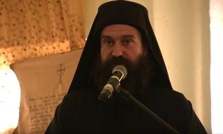 Omilia lui Gheron Sava Lavriotul despre întinarea prin erezie și despre noua dogmatică eretică a Fanarului