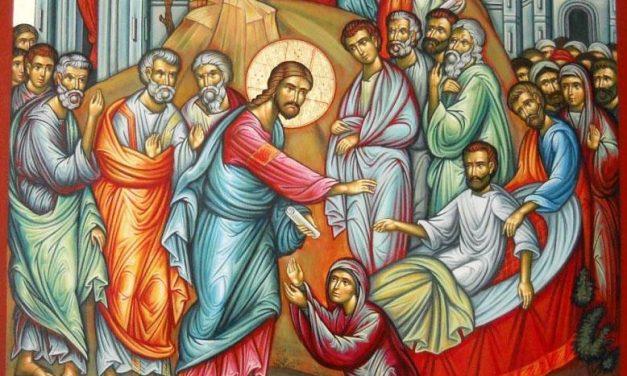 Predica Pr. Dr. Ciprian Ioan Staicu la Duminica a XX-a după POGORÂREA SFÂNTULUI DUH – 06 octombrie 2019