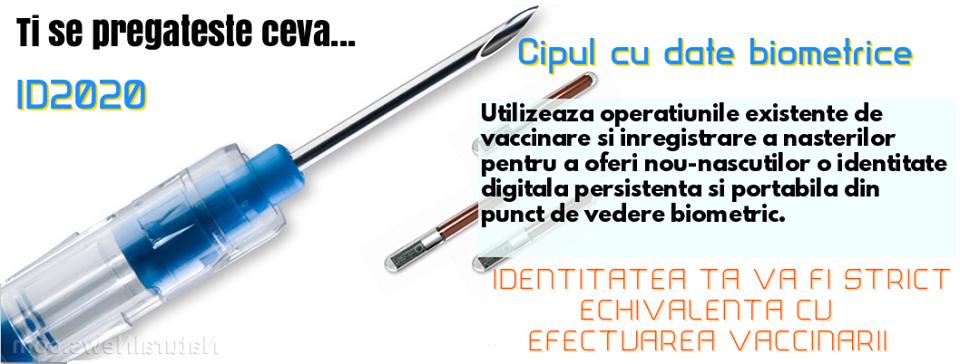 Ți se pregătește ceva – CIPul cu date biometrice