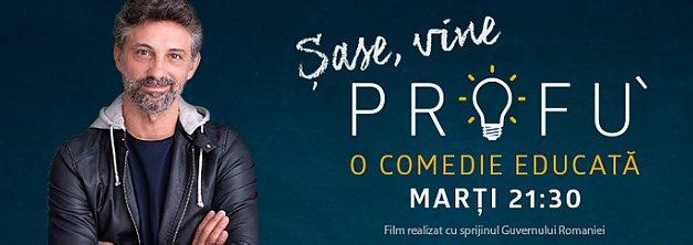 Propagandă homosexuală în serialul Profu', pentru care ProTV a primit finanțare de 2,2 milioane de lei de la Guvernul României