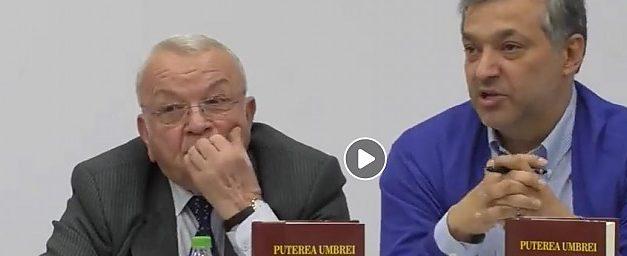 """Generalul (r) SRI, Aurel Rogojan, despre actualul președinte: În campania din 2014 a spus """"Alegerile nu le face poporul. Alegerile le fac instituțiile, structurile. Președinția României se negociază la masa verde"""""""