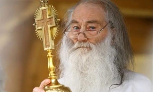 Părintele Justin Pârvu despre politică: Alegem oameni – rămânem la nivelul omului…