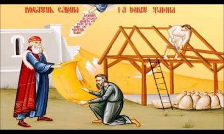 Predica Părintelui Andrei Cojoacă la Duminica a XXVI-a după pogorârea Sfântului Duh – Pilda bogatului căruia i-a rodit țarina – 17 noiembrie 2019