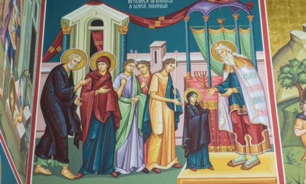 Predica Pr. Dr. Ciprian Ioan Staicu la sărbătoarea INTRĂRII ÎN BISERICĂ A MAICII DOMNULUI – 21.11.2019