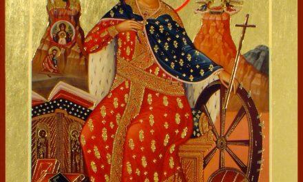 Acatistul Sfintei Mari Mucenițe Ecaterina – 25 noiembrie