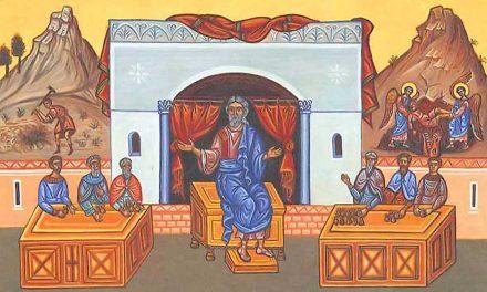 Predica Părintelui Xenofont la Duminica Evangheliei celei mai mari porunci – 1 decembrie 2019